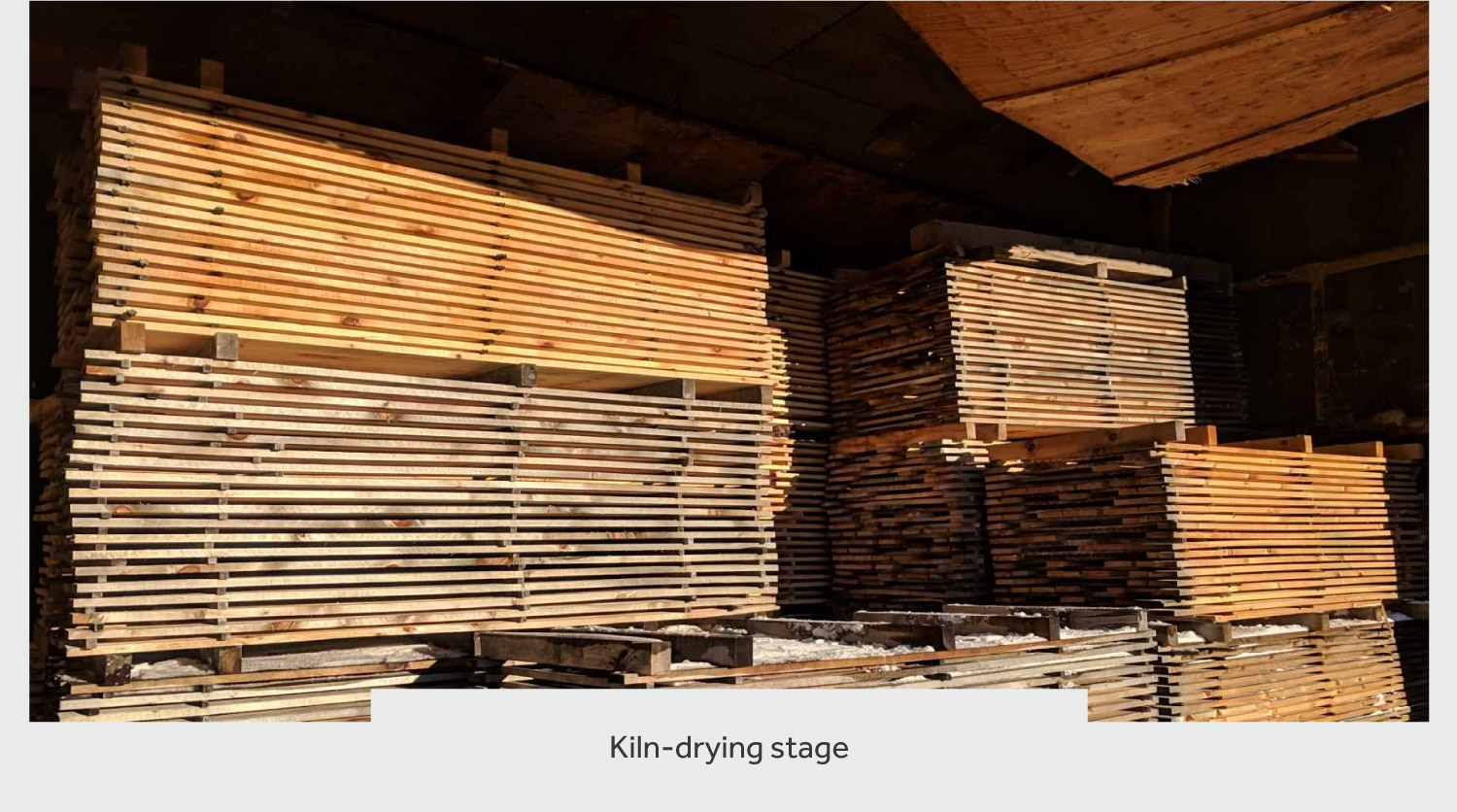 timberthane process kiln-drying